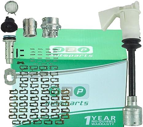Para Focus C-Max 2003 - 2007 Kit de reparación de cilindro de bloqueo/