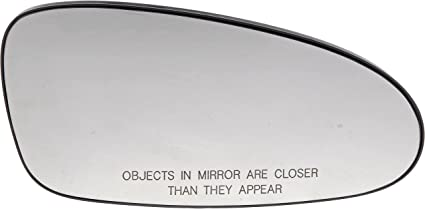 Dorman 56040 Chevrolet Passenger Side Heated Plastic Backed Door Mirror Glass