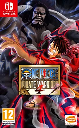 One Piece: Pirate Warriors 4 - Nintendo Switch [Importación italiana ...