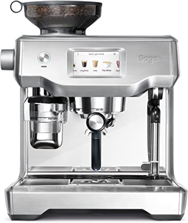 Sage Ses990bss The Oracle Touch Fully Automatic Espresso Machine 2400 W