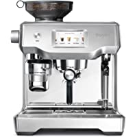 Sage Appliances SES990 the Oracle Touch, Espresso machine, Brushed Stainless Steel, Eén maat