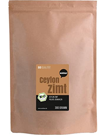80db47ee5699 wohltuer Bio Moulu Ceylan Cannelle – Cannelle Poudre I délicieux et saine I  Produit 100%
