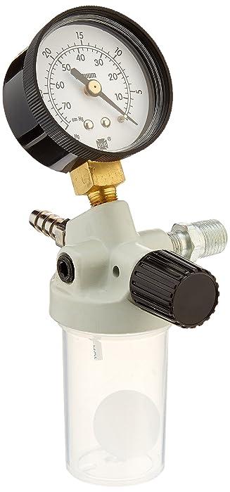 The Best Vacuum Pump Regulator And Guage