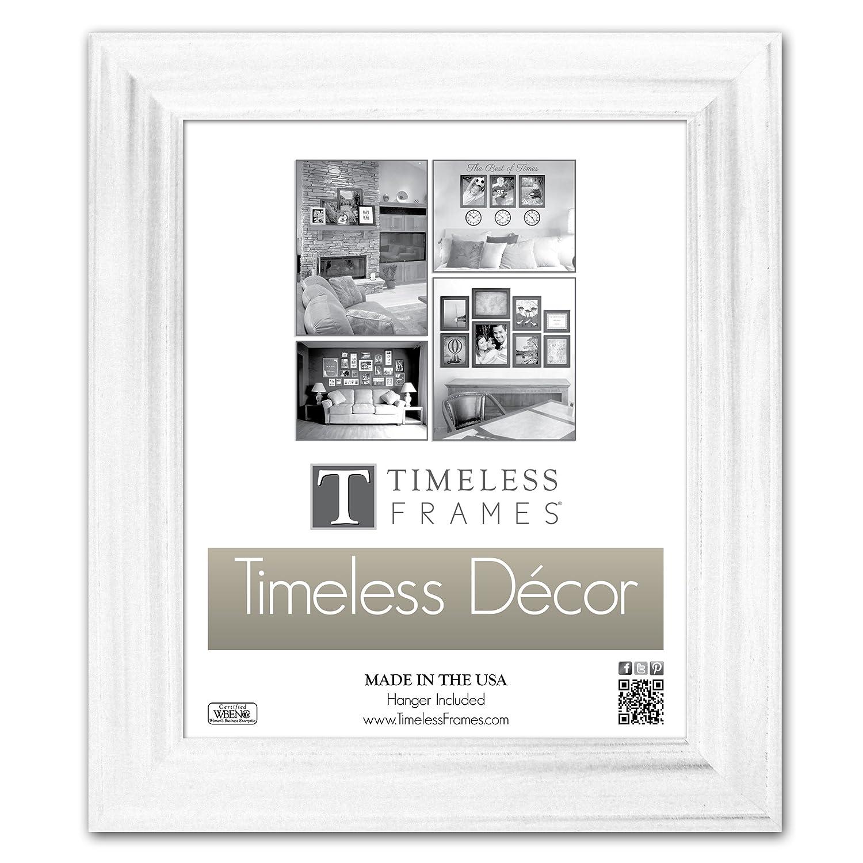 Timeless Frames Brenna Frame White 16 x 20