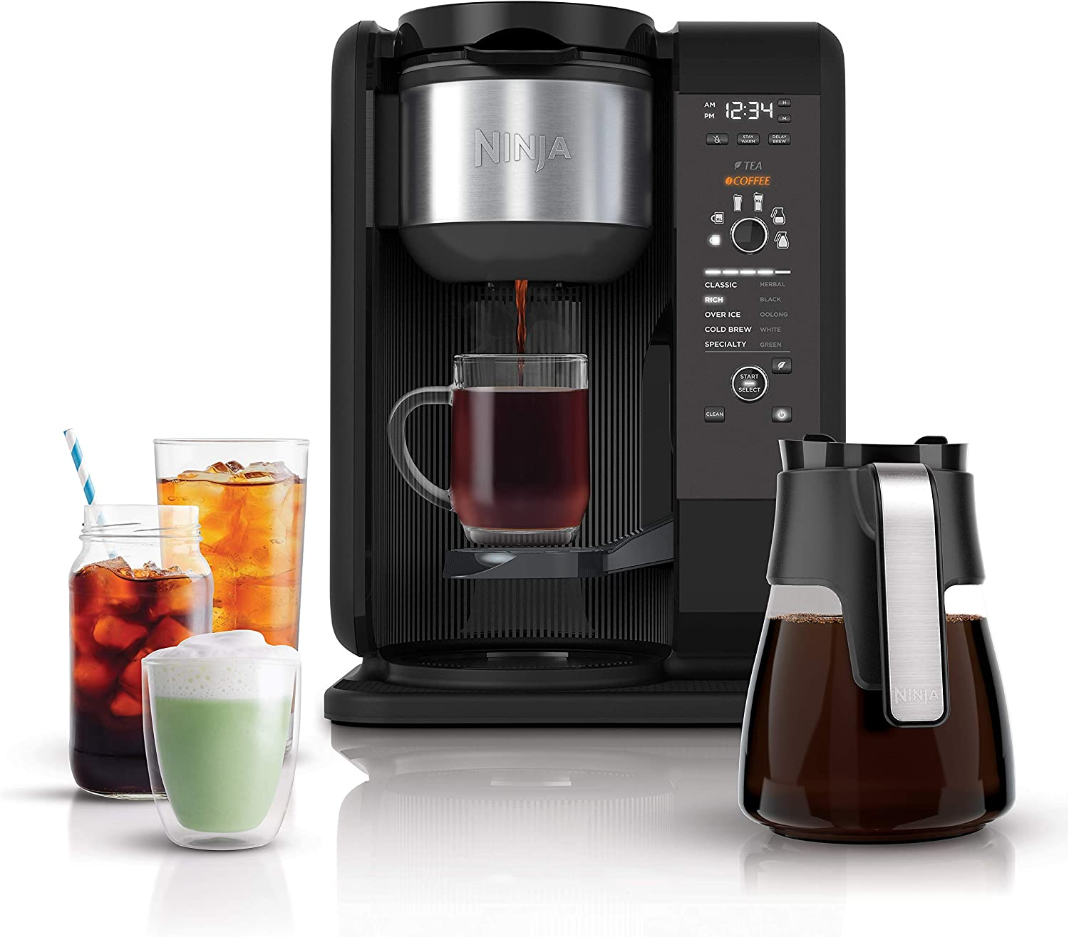 Shop Ninja Hot and Cold Brewed System from Amazon on Openhaus