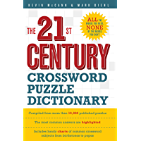 The 21st Century Crossword Puzzle Dictionary (English Edition)