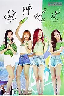 Amazon com: Maxis Black Pink Blackpink Korean Girl Group