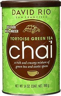 Tortoise Green Tea David Rio Chai Latte 398g