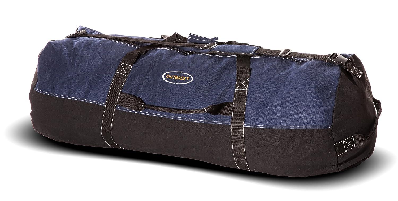 a2e0100307 Amazon.com  Ledmark Heavyweight Cotton Canvas Outback Duffle Bag  Clothing