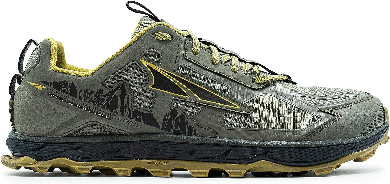 ALTRA Mens AL0A4PE5 Lone Peak 4.5 Trail Running Shoe: Amazon.es: Zapatos y complementos
