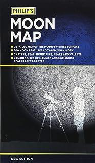 Philip\'s Moon Map: Amazon.co.uk: Dr John Murray: 9780540063789: Books