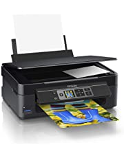 Epson Expression Home XP-352 Print/Scan/Copy Wi-Fi Printer, Black, Amazon Dash Replenishment Ready  (Old Model)