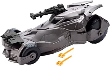Juguetemattel Batmóvil SuperlanzamisilesCoche Dc League Batman™ De Justice Batman Fgh57 n8wO0Pk