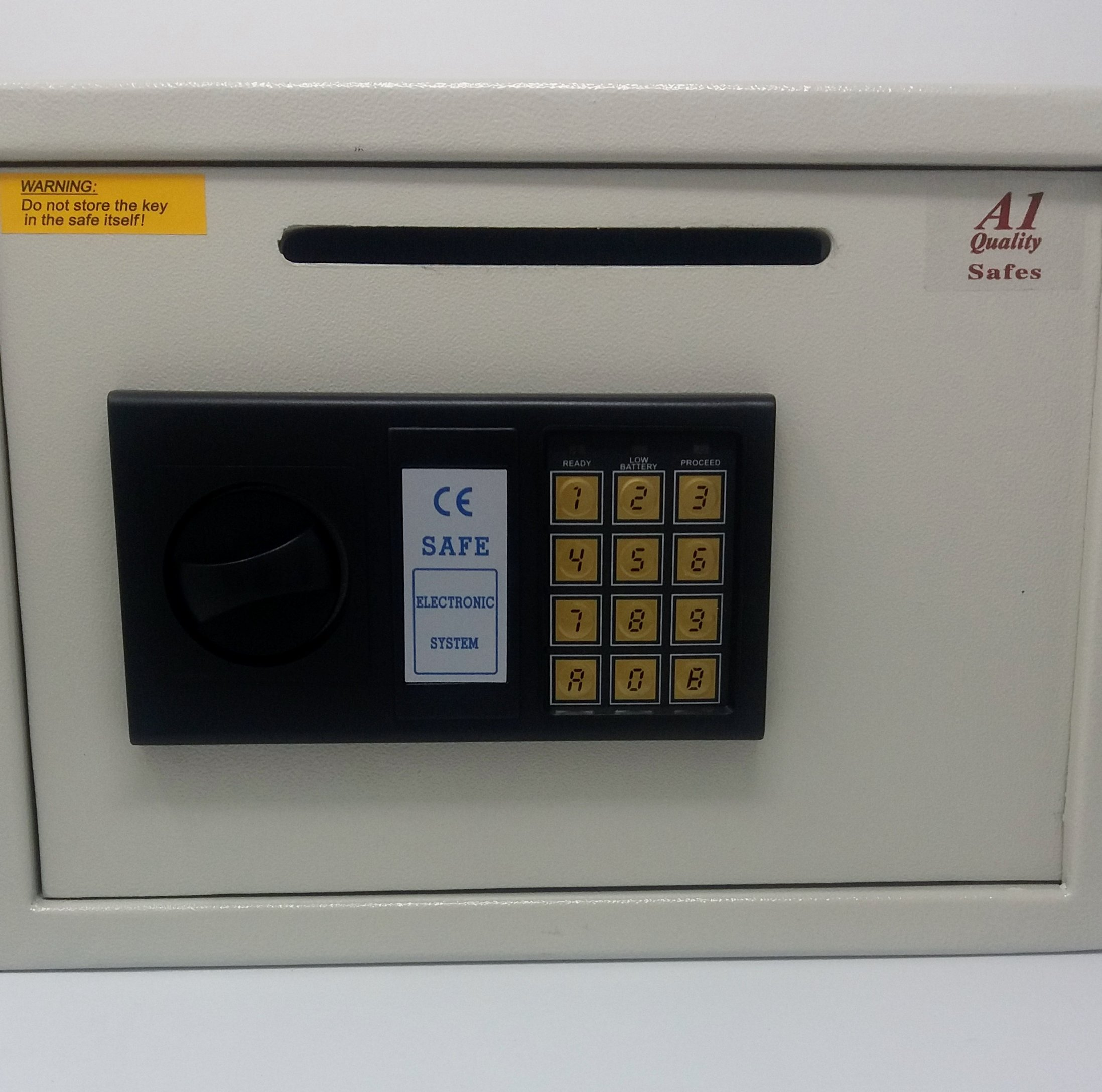 Depository Safe LED Display Electronic Lock Drop Safe by A1 Quality Safes