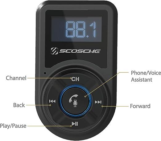 Scosche FMTD7 DIG FM Transmitter