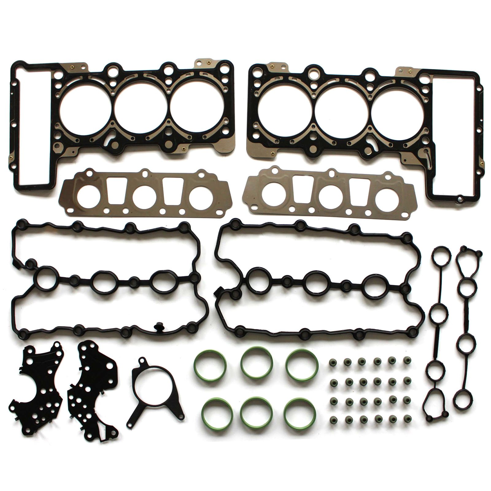 ECCPP Head Gasket Set Fits Audi A4 and A4 Quattro A6 and A6 Quattro 3.2L V6 Engine BKH DOHC