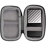 Hard Travel Case for WD My Passport SSD Portable Storage 1TB 2TB 3TB 4TB by co2CREA (Size 2)