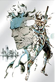 Amazon Com Metal Gear Solid 3 Snake Eater Poster Posters