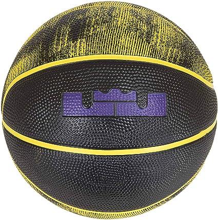 Nike Lebron Skills Mini - Balón de Baloncesto, Color Negro ...