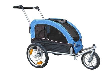 Amazon.com: booyah Medio perro Stroller & Pet remolque con ...