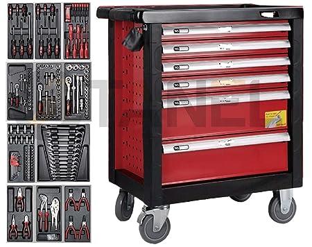 Professional Tool Box Set Large Tool Organizer Heavy Duty Tools
