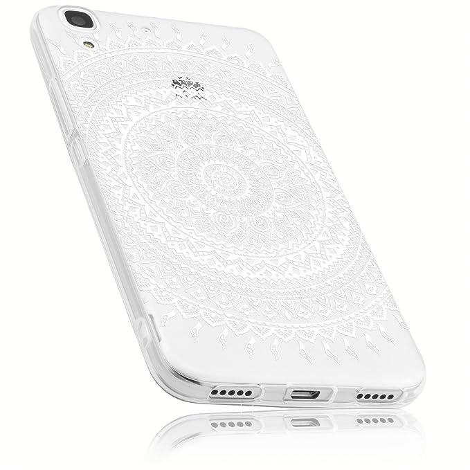 Mumbi - Carcasa para Huawei Y6 móvil en Mandala Diseño ...