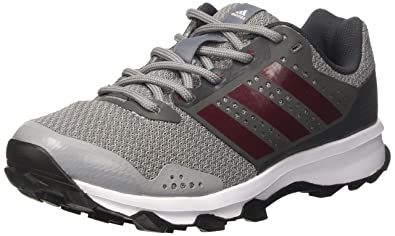 size 40 c9cd9 3f354 Adidas Duramo 7 Trail W, Chaussures de Trail Femme - Rouge (Grimedburuni