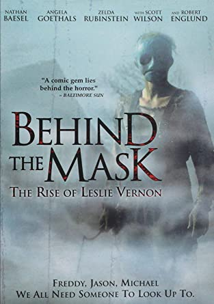Behind the Mask: The Rise of Leslie Vernon Amazoncom Behind the Mask The Rise of Leslie Vernon Nathan