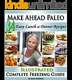 Make-Ahead Paleo: Healthy Gluten-, Grain- & Dairy-Free