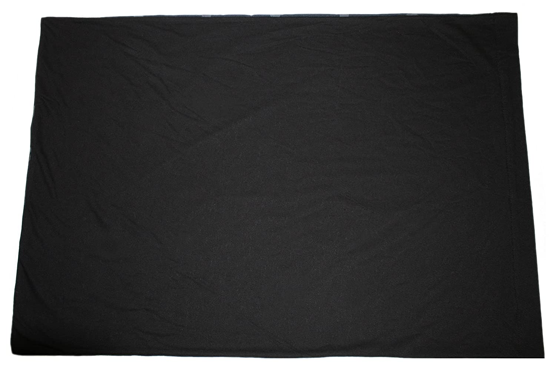 Buckle-Down Standard Pillow Case Checker Black//Red