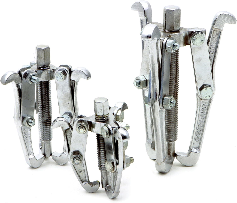 Rolson 42309 - Extractor mecánico (3 patas, 4 piezas)
