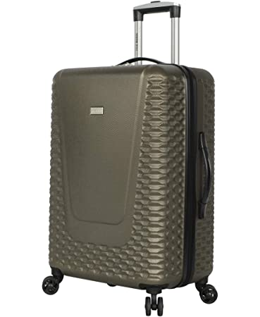 Amazon.com: Steve Madden Antics Maleta de equipaje de 24.0 ...