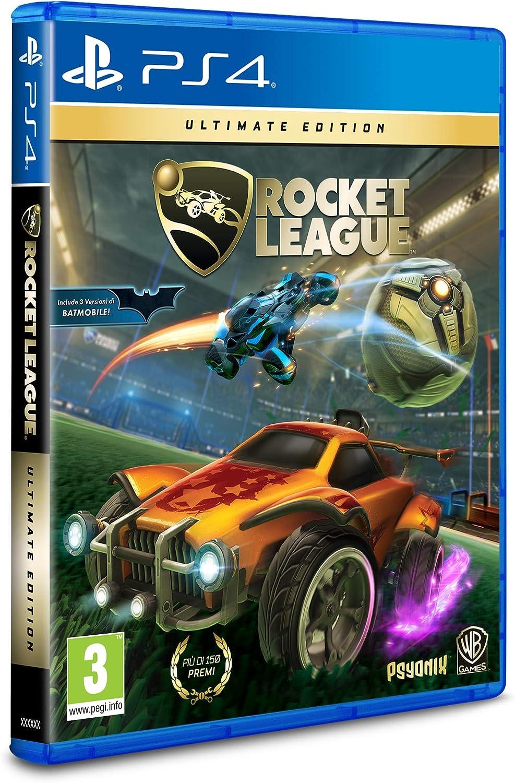 Rocket League - Ultimate Edition - PlayStation 4 [Importación ...