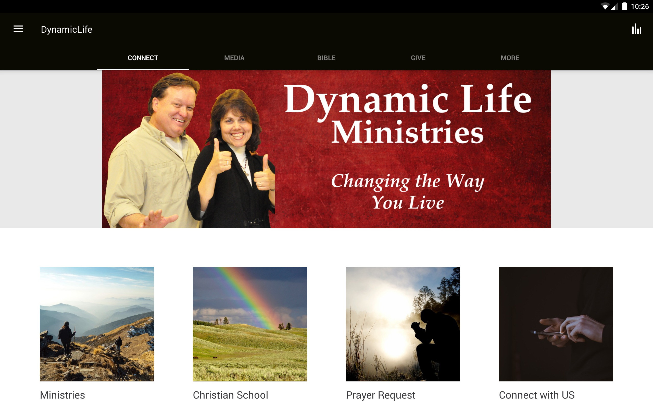 dynamic life ministries amazon appstore. Black Bedroom Furniture Sets. Home Design Ideas