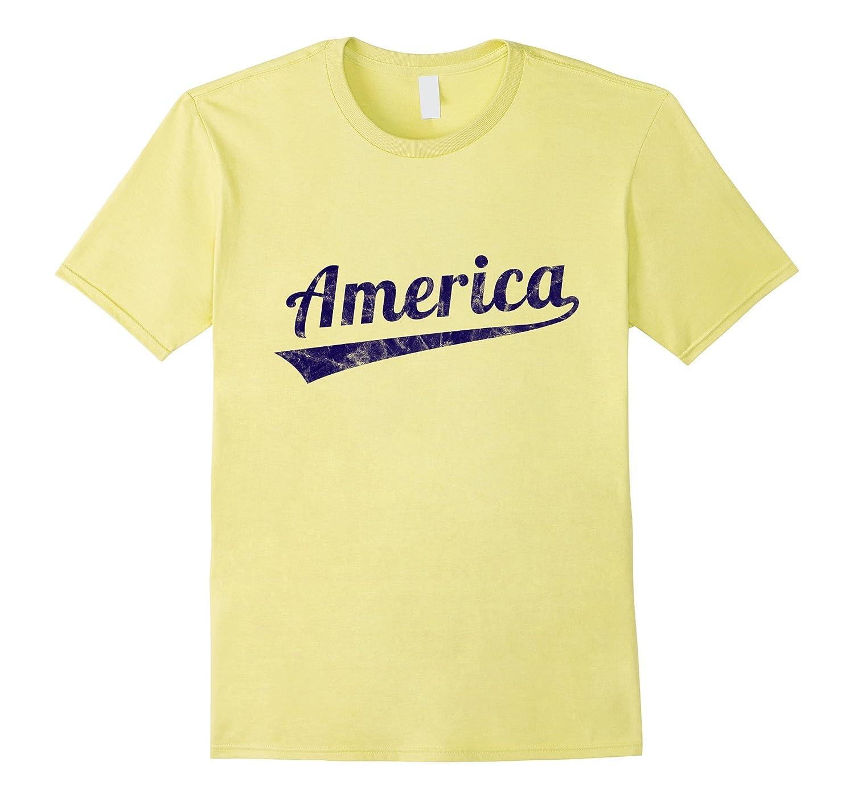 Cool America Shirt 4th of July for Women Men Boys Girl-Yolotee
