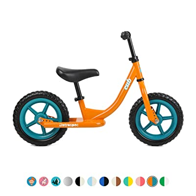 Retrospec Cub Kids Balance Bike No Pedal Bicycle: Sports & Outdoors