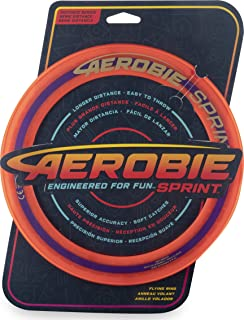 product image for Aerobie 6046392 Sprint Flying Ring with Diameter 25.4 cm Orange