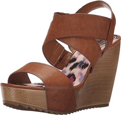 Madden Girl Women's Romaaa Wedge Sandal
