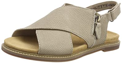 c3969caad15b Clarks Women s s Corsio Calm Sling Back Sandals  Amazon.co.uk  Shoes ...