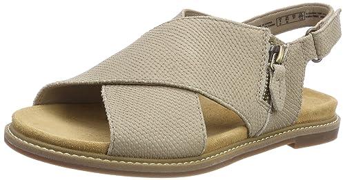 Clarks Corsio Calm, Sandalias de Talón Abierto para Mujer: Amazon.es: Zapatos y complementos