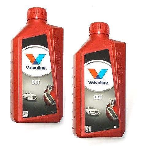 Valvoline 2 x 1l doble embrague Engranaje de aceite DCT