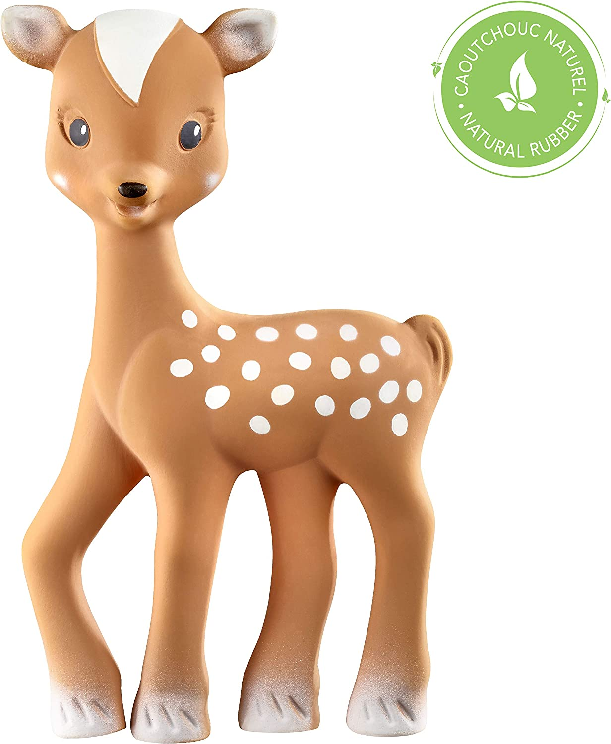 Sophie La Girafe Fanfan The Brown Fawn Teether by Vulli Friend
