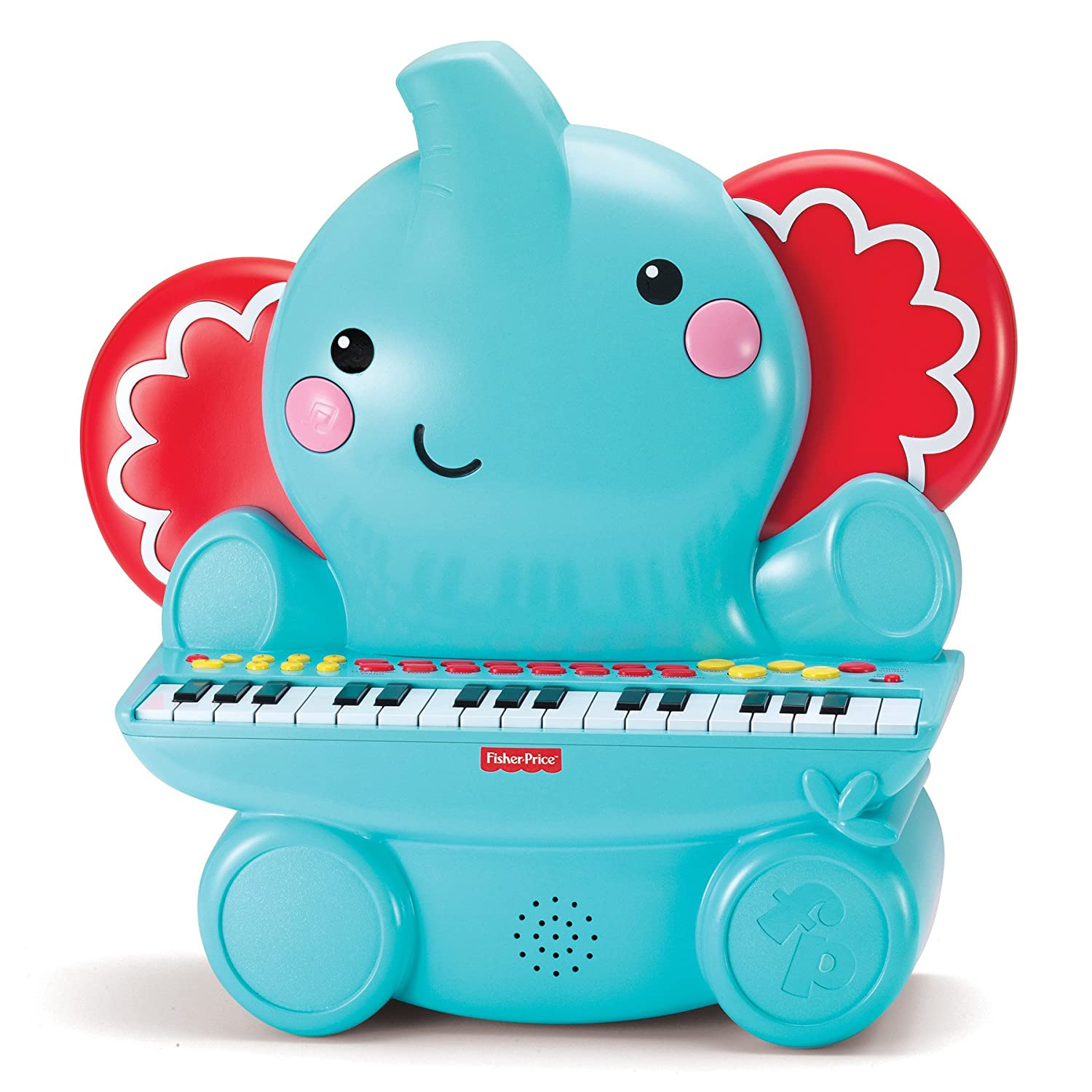Fisher Price Elephant 32-key Electric Piano by Fisher-Price