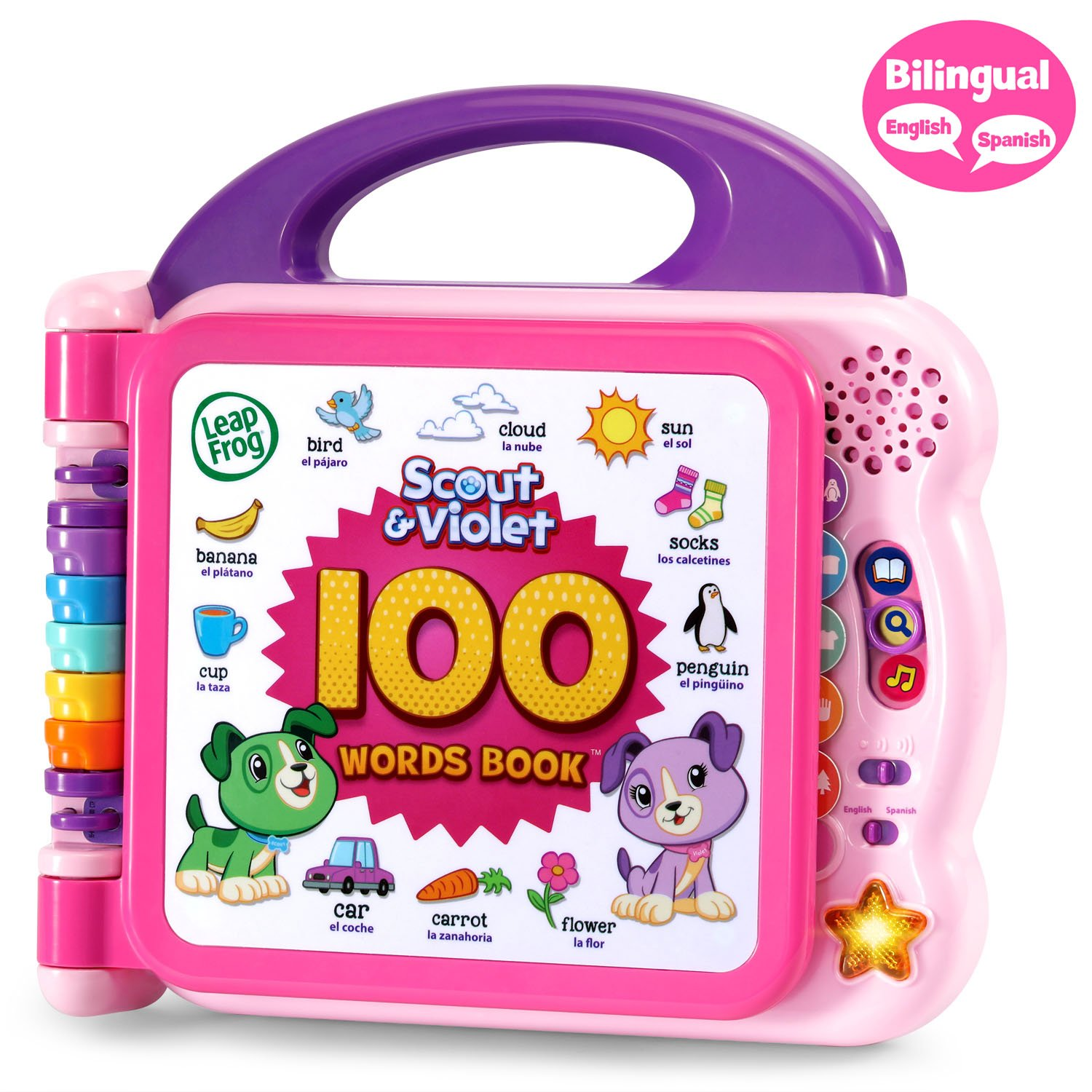 LeapFrog Scout and Violet 100 Words Book (Amazon Exclusive) by LeapFrog (Image #2)