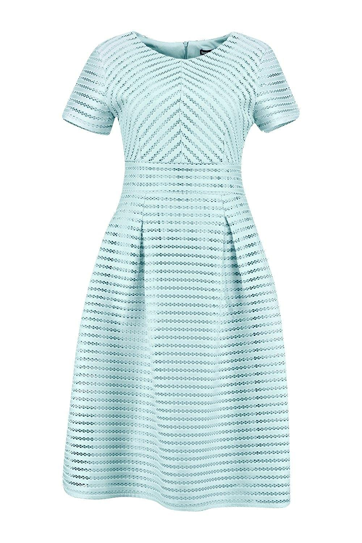 Boohoo Womens Zaira Boutique Full Skirted Prom Midi Dress at Amazon Womens Clothing store: