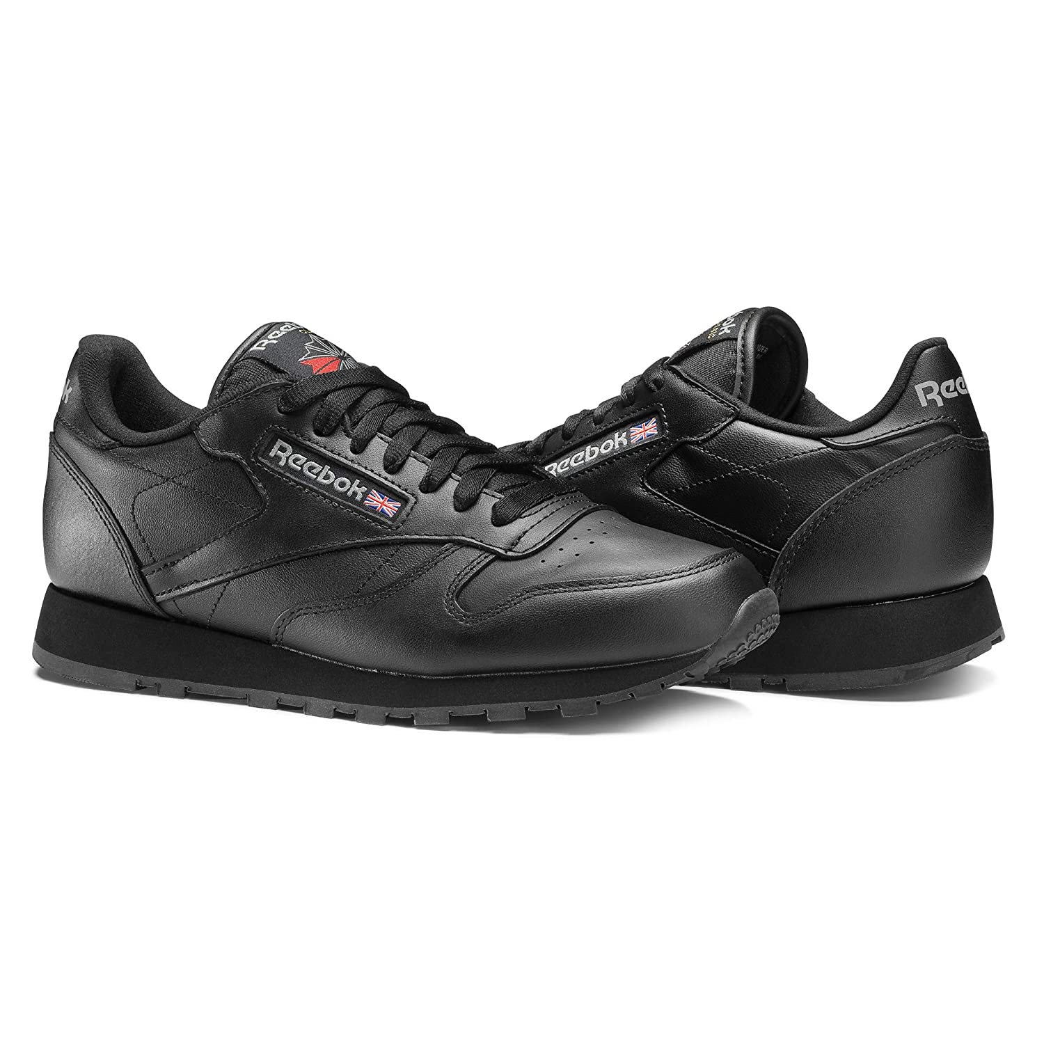 Amazon.com | Reebok Girls Ribok Sports Lthr Centilitre Material Running Shoes | Fashion Sneakers