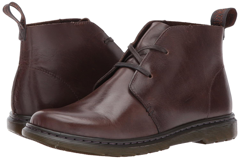 Dr. Martens Women's Cynthia Dark Brown Chelsea Boot B01MT3Z1A8 8 Medium UK (10 US)|Dark Brown