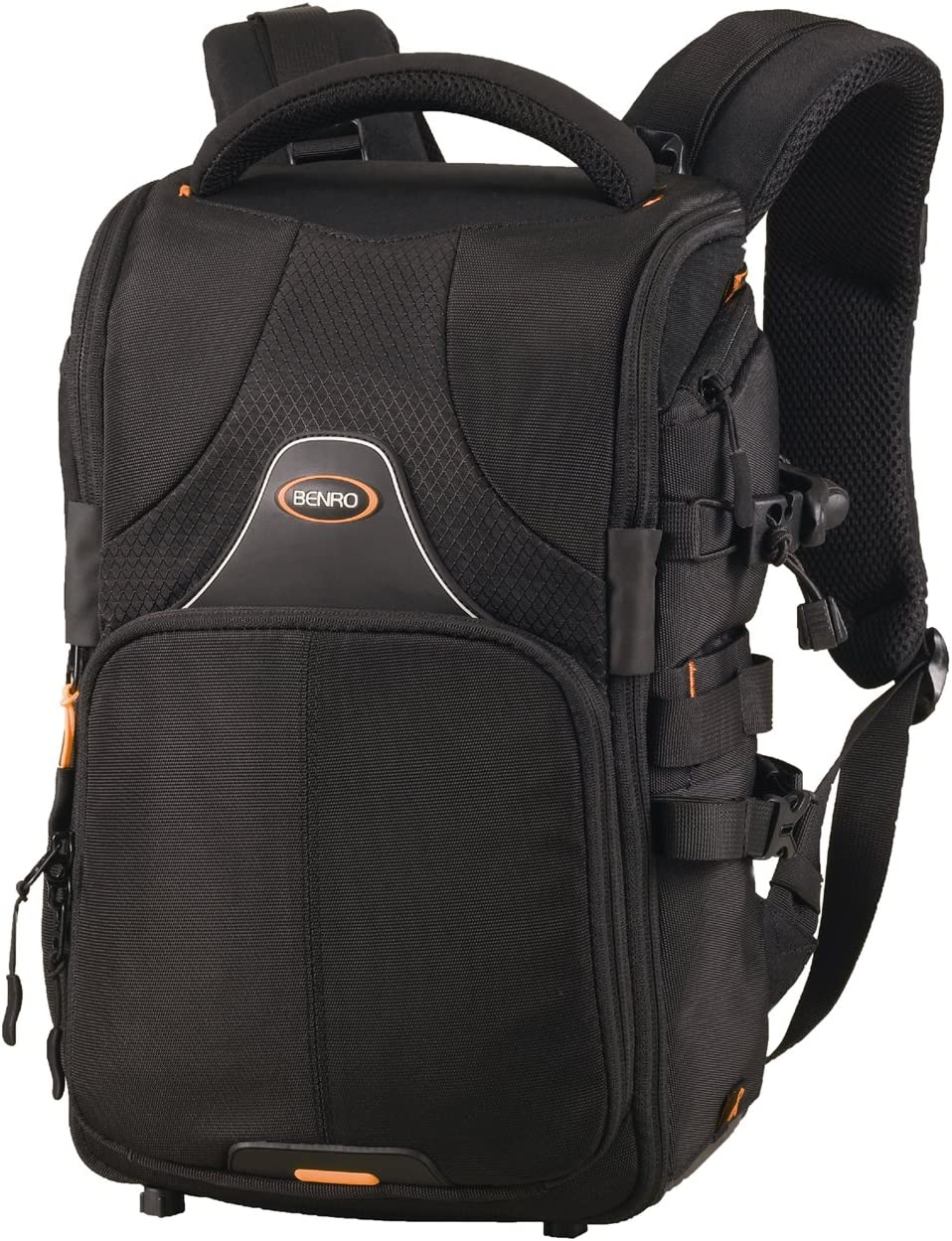 Benro Beyond B100 Camera Rucksack with Laptop Compartment and Weather Protection Black