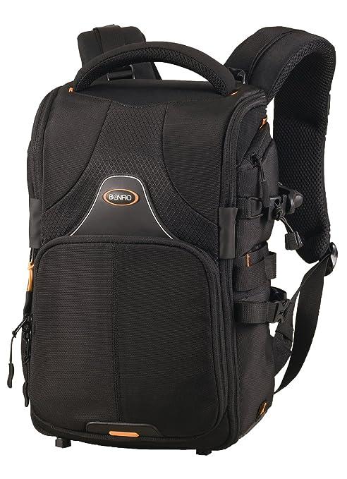 Benro Beyond B100 - Mochila para cámaras réflex con bolsillo para portátil y protector para la