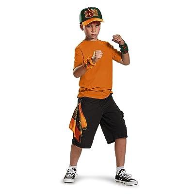 John Cena Kit Child WWE Costume, One Size Child, One Color: Toys & Games
